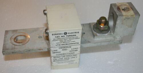 General Electric MicroVersaTrip Neutral Current Sensor,TSRG204, 400 Amp