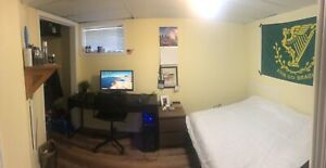 $600 Room For Rent - Basement Unit - Lease Starts May 2019