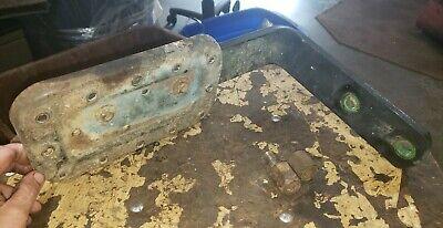 John Deere Tractor Step And Bracket - 530 630 730 A B 50 60 Hd Step Acorn Nuts
