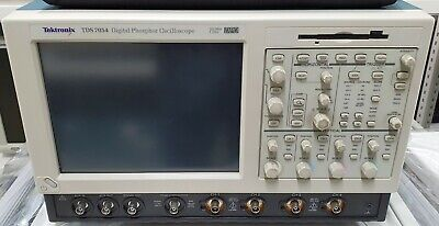 Tektronix Tds7054 500mhz 5gss 4ch Oscilloscope With P6500 Probes