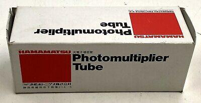 Hamamatsu R-712-03 Photomultiplier Tube Industrial Laboratory