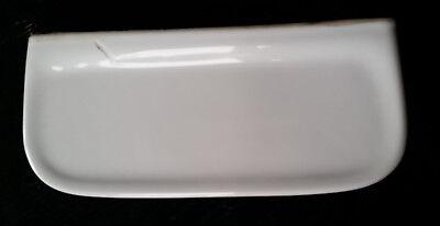 alte kleine Konsole Spiegelkonsole Regal Ablage Bad Porzellan Keramik
