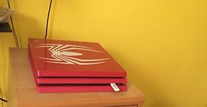 Spider-Man limited edition Ps4 For Sale
