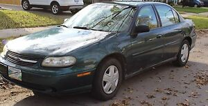 2000 Chevy Malibu  $400