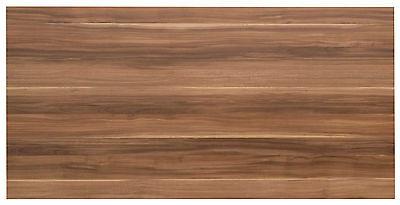Schreibtischplatte Tischplatte 160 x 80 cm in Zwetschge Holz-Optik NEU + OVP