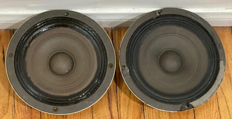 """Altec 755C  Speaker Fullrange 8"""" ** PAIR **"""