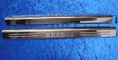 BRABUS Einstiegsleisten beleuchtet - Mercedes C-Klasse W204