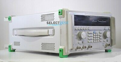 Anritsu Mg3641a 125 Khz To 1040 Mhz Signal Generator With Options Ref.906e