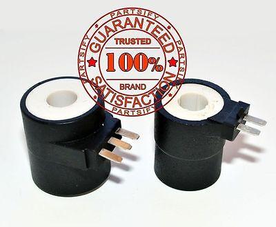 NEW! 279834 Dryer Gas Valve Ignition Solenoid Coil Kit Fits KitchenAid