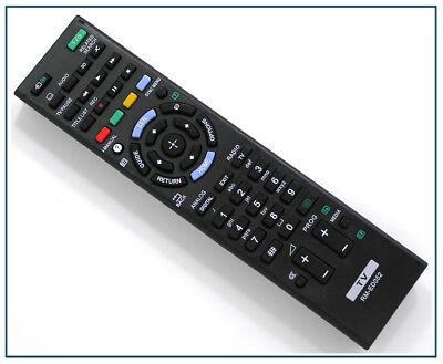 Ersatz Fernbedienung für SONY RM-ED053 | RMED053 Fernseher TV Remote Control (Sony Tv Remote Control)