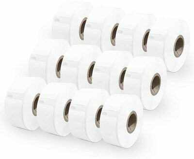 12 Rolls Compatible Dymo 30336 Multipurpose Labels