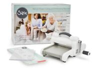 Sizzix die cut machine for Card and Craft making projects