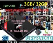 NEW 3GB/32GB H96 PRO Plus Android 7.1.1 TV Box S912 Kodi 17.4 BT Noble Park Greater Dandenong Preview