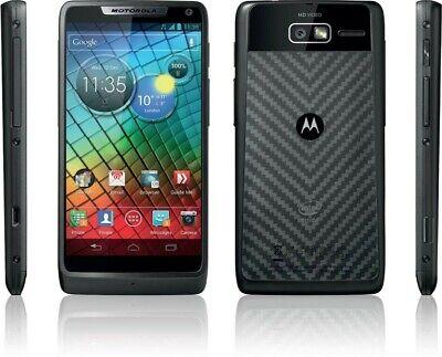 Motorola RAZR i - 8GB - Black (EE/T-Mobile) Android Smartphone (with box)