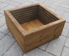 Hand-Made Small Square PLANTER
