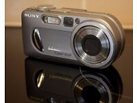 Sony DSC P10 Digital Camera - Full Spectrum Converted for Ghost Hunting