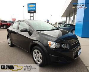 2014 Chevrolet Sonic LS Auto, Automatic, Air Conditioning