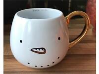 'Snow Cute' Snowman Mug
