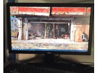 BenQ RL2455HM 24inch Gaming Monitor BOXED LIKE NEW
