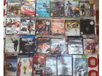 A job lot of over 20 PSP, PS2, PS3, PS4 and XBox games