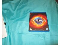 Cosmos : A Spacetime Odyssey 4 disc blu ray