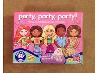 Orchard Toys Party, Party, Party! Educational Game. Ages 5 To 9. Complete & VGC.