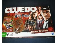 Harry Potter Cluedo Game Family Board Game