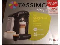 Bosch Tassimo Vivy 2 - Brand new and unopened