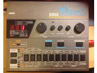 Korg DDM-110 'Super Drums' Drum Machine