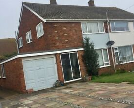 3 Bedroom Semi-Detached House To Rent In Cheriton CT19