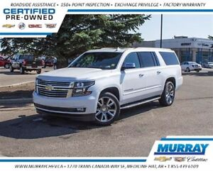 2017 Chevrolet Suburban Premier *4WD *Leather *Sunroof