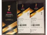 Hockey World Cup tickets