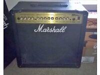 Marshall MG 50 DFX Amplifier