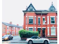Large 4 Bedroom House to rent, Fallowfield, ONLY £940/mth for WHOLE HOUSE!! NO DEPOSIT!! NO FEES!!