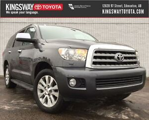 2013 Toyota Sequoia 4WD 4dr Limited 5.7L