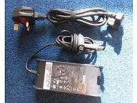 Dell 5U092 PA-1650-05D PA-12 Family Laptop AC Power Adapter 65W 19.5V 3.34A