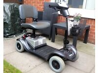 Mobility scooter Kymco mini S ( Transportable mobile disability electric boot buggy )