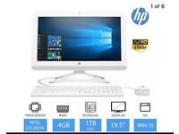HP 20-c400na 19.5 Inch All-in-One Desktop PC
