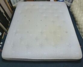 SUPER KING SIZE SPRING MATTRESS