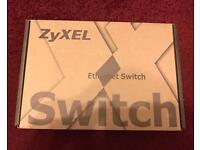 Zyxel Ethernet Switch GS1100-16