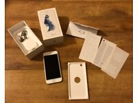 Apple iPhone 6S Silver 16gb Unlocked