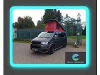 VW T5 T6 Pop Top Roof Scenic Waterproof Canvas FREE Colour Choice Elevating Roof