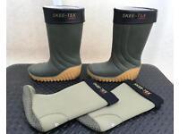 Skee-Tex Wellington Boots Fishing 9.5-11