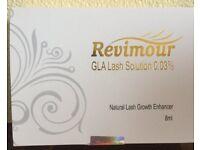 REVIMOUR EYE LASH ENHANCER (Brand New, still boxed) RRP £69.99