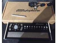 Dubreq Stylophone S2 Synth Boxed with power supply, stylus and booklet