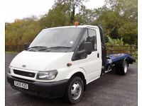 55/ FORD TRANSIT RECOVERY TRUCK T350