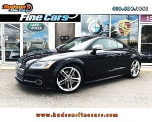 2013 Audi TTS 2.0T|AWD|S-tronic|PADDLE SHIFT|ACCIDENT FREE