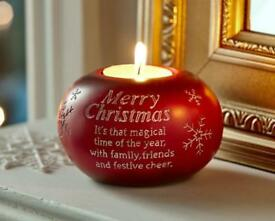 Christmas Tealight Holder