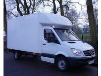House Removal Service Cheap Professional and Reliable Large Luton Van Man and Van Service