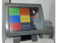 Aures Elios II 15' TouchScreen EPOS System Posligne Setup Hospitality or Retail